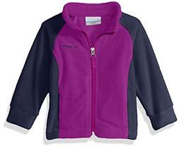 Columbia Unisex Baby Infant Benton Springs Fleece, Bright Pl