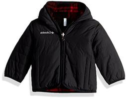 Columbia Unisex Baby Infant Double Trouble Jacket, Red Spark