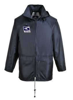 USPS Postal Rain Jacket with Hood
