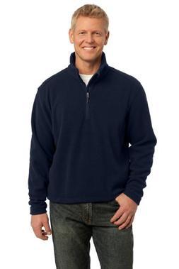 Port Authority Men's Value Fleece 1/4 Zip Pullover 3XL True