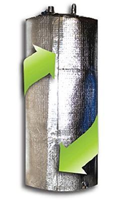 Water Heater Blanket Jacket Insulation Non Fiberglass Fits u