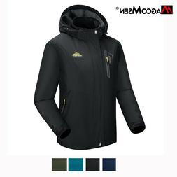 Waterproof Men's Mountain Sportswear Jackets Riding Climbing
