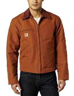 Carhartt Men's Weathered Duck Detroit Jacket J001,Carhartt B