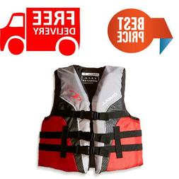 O'Neill Wetsuits Wake Waterski Youth Superlite USCG Life Ves