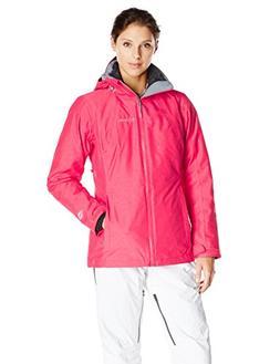 Columbia Women's Whirlibird Interchange Jacket, Red Hibiscus