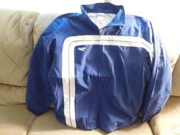 SPEEDO Windbreaker Jacket Size Men's Medium