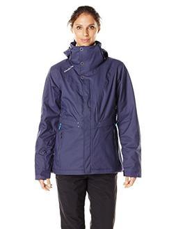 chusanhi Windproof Snow Ski Jacket For Women Insulated Winte