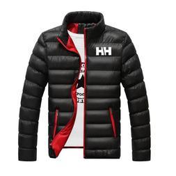 Winter <font><b>Jacket</b></font> Men 2019 Fashion Stand Col
