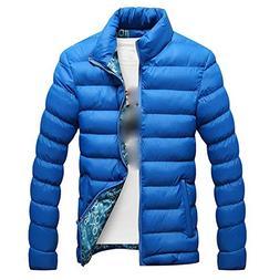 Yakke Pullovers Winter Jacket Men Stand Collar Male Parka Ja