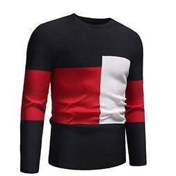 BA Outwear Winter Sweaters O-Neck Wool Sweater Men Knitted C