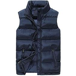 winter warm casual quilted padded