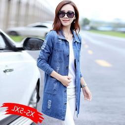 Women Coat Plus Size <font><b>3XL</b></font> 4XL 5XL Autumn