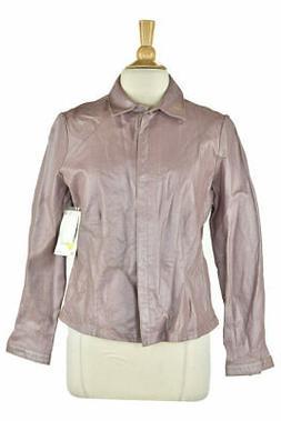 Kathy Ireland Women Coats & Jackets Leather & Faux Leather J