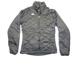 Women's The North Face Black Lightweight Full Zip Quilted Pu