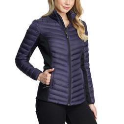 32 Degrees Women's Ladies' Mixed Media Plush Jacket,  Select