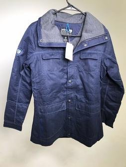 KUHL Women's LENA Jackets - GREY/BLUE/TEAK - SMALL - FREE US