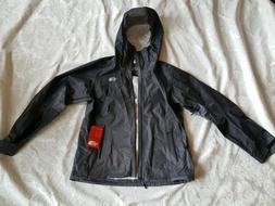 The North Face Women's light XL Rain Jacket Dark Gray NEW