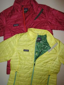 Patagonia Women's Nano Puff Jacket - 84217 - size Small