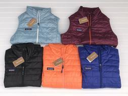 Patagonia Women's Nano Puff Jacket Vest Parka All Colors Siz