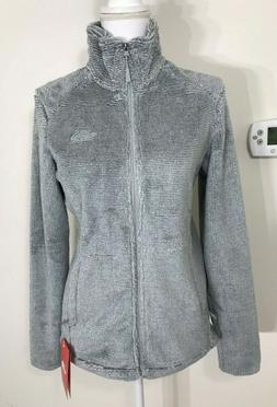 The North Face Women's Osito 2 Full Zip Jacket High Rise Gre
