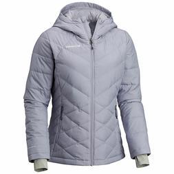 COLUMBIA Women's Plus Heavenly Hooded Jacket Size 3X NWT Omn