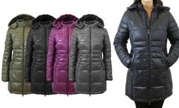 Women's Silhouette-Style Puffer Jacket