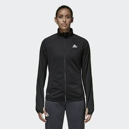 Adidas Women's Tiro 17 Training Jacket Black/White BK0387