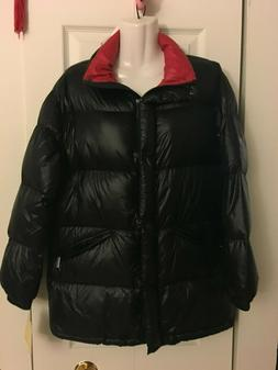 Michael Kors Women's Ultra Light Weight Down Jacket Coat Bla