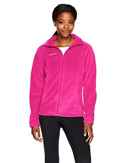 womens benton springs full zip fleece jacket
