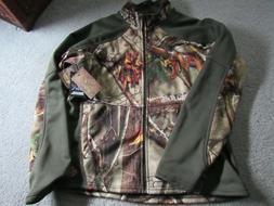 Legendary Whitetails Womens Insulated Camo Softshell Jacket