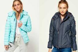 Womens Superdry Jackets1 Selection - Various Styles & Colour