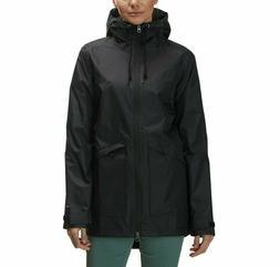 Womens L, XL, 2X, 3X Columbia ARCADIA CASUAL mid length rain