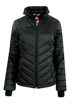 Columbia Womens Morning Light II Insulated Omni-Heat Jacket,