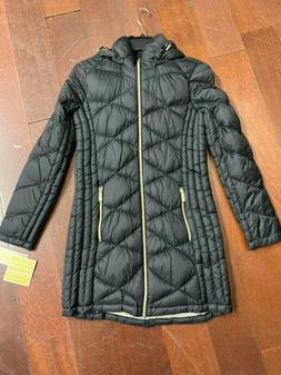 Womens Michael Kors Packable Down Puffer Jacket Bubble Coat