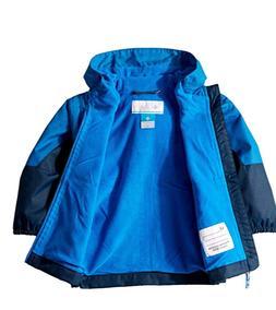 Columbia Youth Boys Toddler Glennaker Rain Jacket, Waterproo