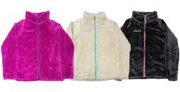 Columbia Youth Girls Fire Side Sherpa Full Zip Jacket