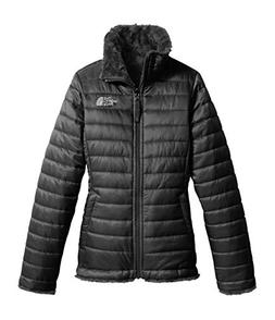 The  North  Face Girl`s Youth Reversible Mossbud Swirl jacke