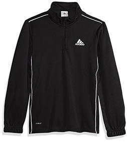 adidas Unisex Youth Soccer Core18 Training Top, Black/White,
