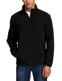 Baleaf Men's Outdoor Fleece Jacket Full Zip Thermal Black Si